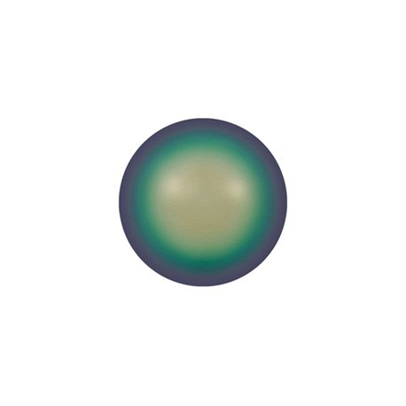 Perły Scarabaeus Green - SS10