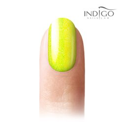 Pixel Effect Neon Yellow
