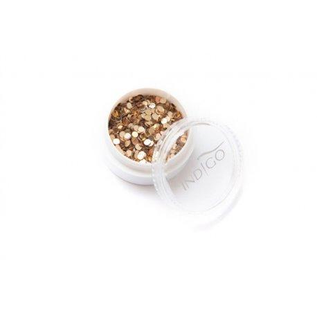 Champagne Wedding Dots 2mm