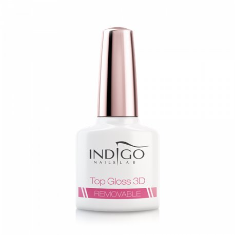 Top Gloss 3D Removable, 7 ml