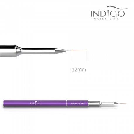Indigo Master Nail Art 007 (metalowy)