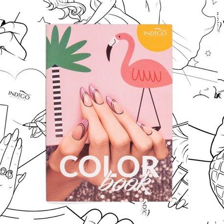 Kolorowanka Indigo - książeczka