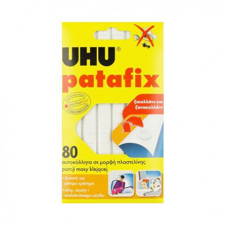 UHU® Patafix, masa samoprzylepna, 80 szt.