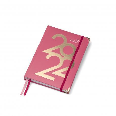 Kalendarz Indigo 2022, A5