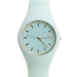 Zegarek Indigo - Miętowy