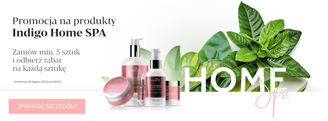 Skorzystaj z PROMOCJI na produkty Indigo Home SPA