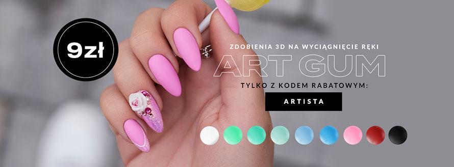 PROMOCJA - Art Gum tylko 9,00 zł