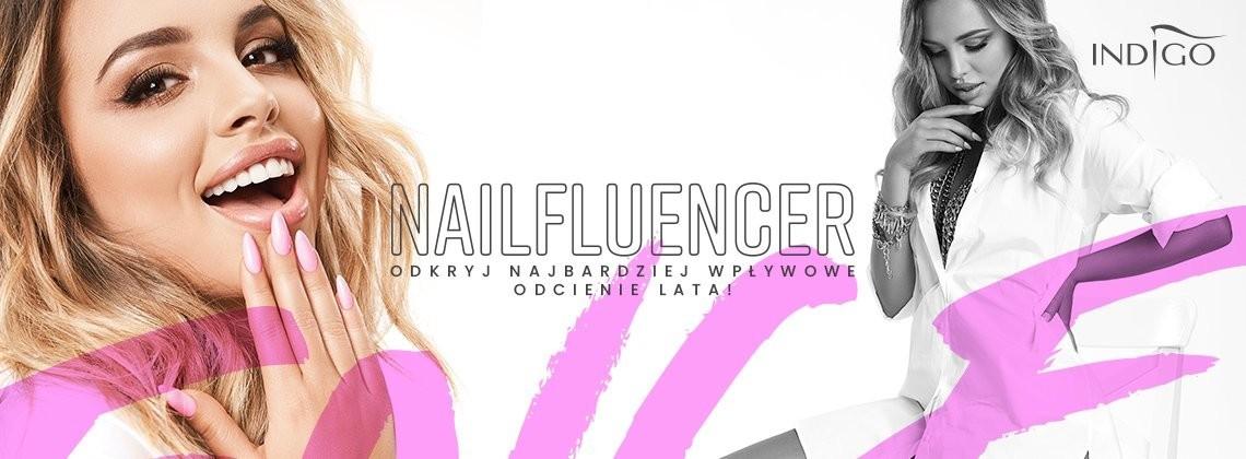 Kolekcja Nailfluencer - poznaj najbardziej wpływowe kolory lakierów od Indigo